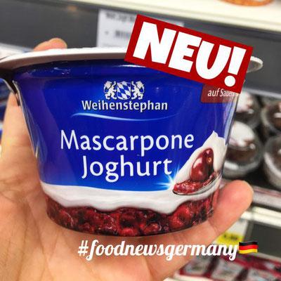 Weihenstephan Mascarpone Joghurt