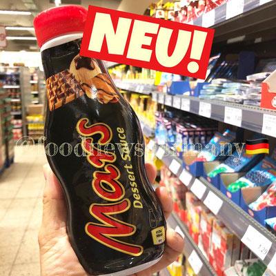Mars Dessert Sauce