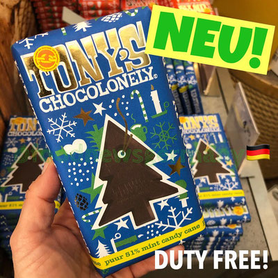 Tony's Chocolonely Mint Candy