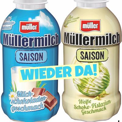 Müllermilch Saison