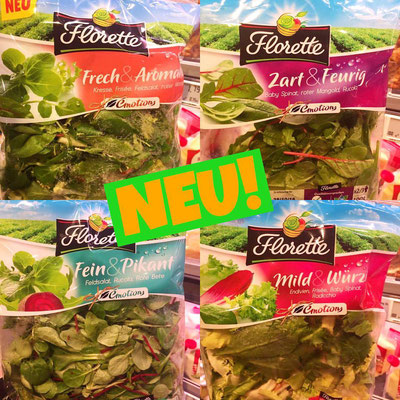 Florette Emotions Salat