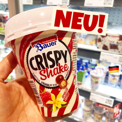 Bauer Crispy Shake