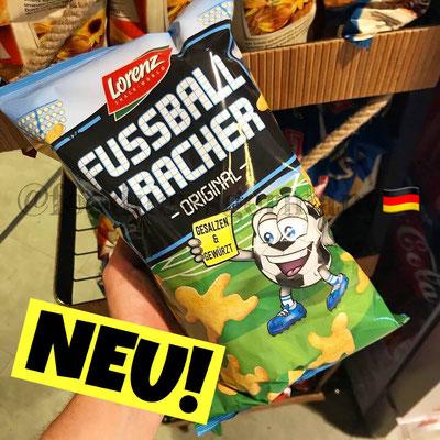 Lorenz Fussball Kracher Original