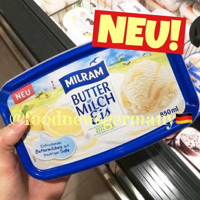 Milram Buttermilcheis