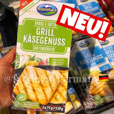 Alpenhain Grill Käsegenuss Gartenkräuter