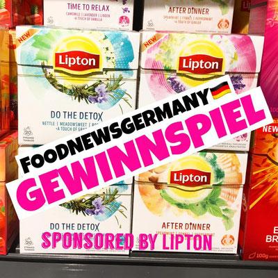 Lipton Gewinnspiel