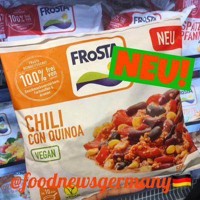 Frosta Chili con Quinoa