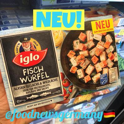 Iglo Fisch Würfel