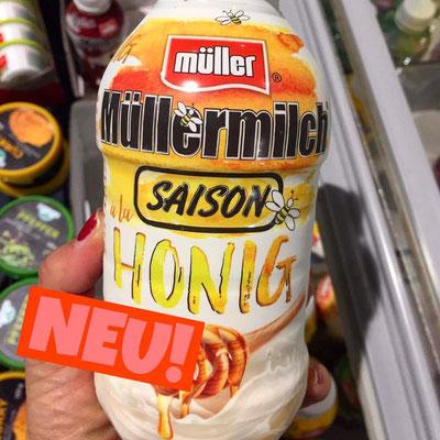 Müllermilch Honig