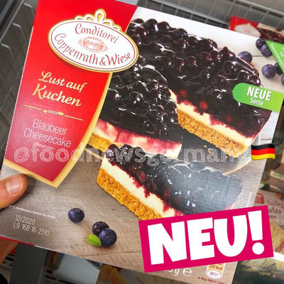 Coppenrath & Wiese Blaubeer Cheesecake