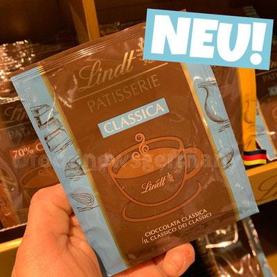 Lindt Patisserie heiße Schokolade