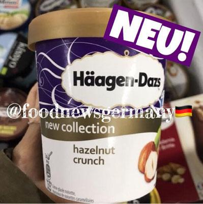 Häagen Dazs Hazelnut Crunch