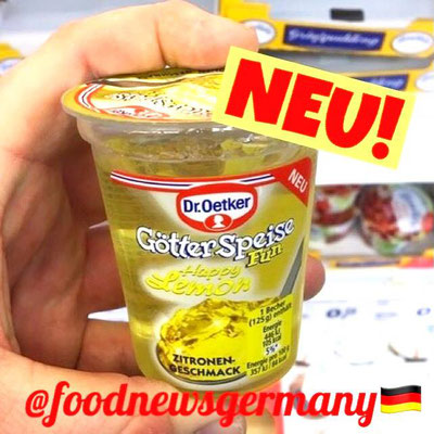 Dr.Oetker Götterspeise Happy Lemon
