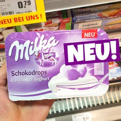 Müller & Mondolez Milka Joghurt