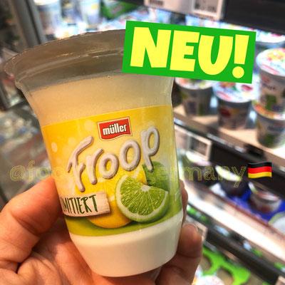 Müller Froop Zitrone-Limette