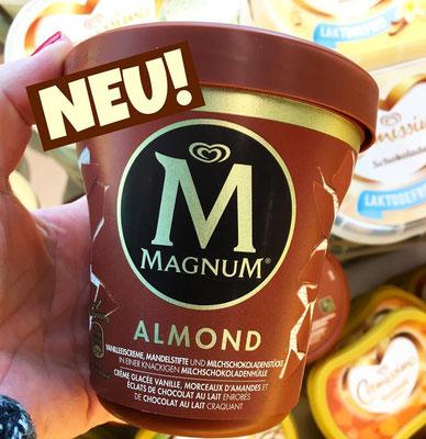 Magnum Eisbecher Almond