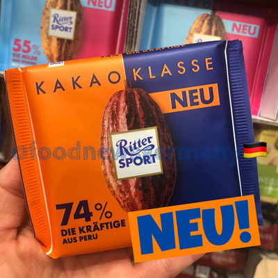 Ritter Sport 74% Die Kräftige