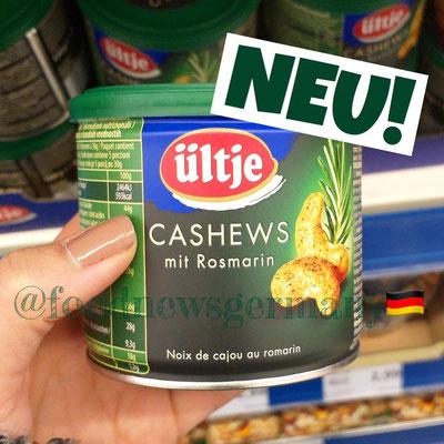 Ültje Cashews mit Rosmarin