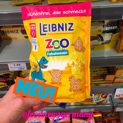 Leibniz Gluten frei & Laktose frei