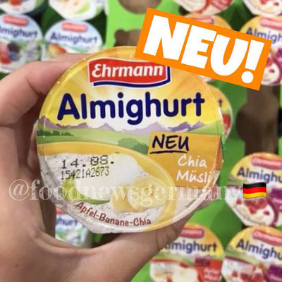 Ehrmann Almighurt Chia Müsli