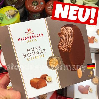 Niederegger Nuss Nougat Eis am Stiel