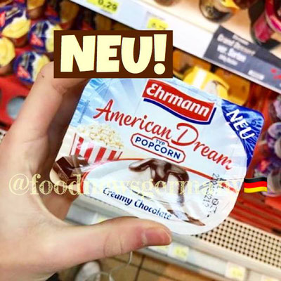 Ehrmann American Dream Typ Popcorn