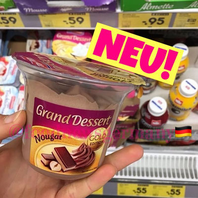 EHRMANN GRAND DESSERT NOUGAT