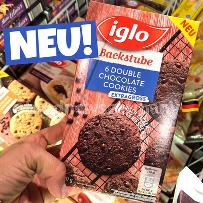 Iglo Backstube Cookies