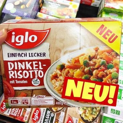 Iglo Einfach lecker Dinkel-Risotto