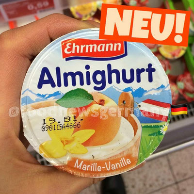 Ehrmann Almighurt Marille-Vanille
