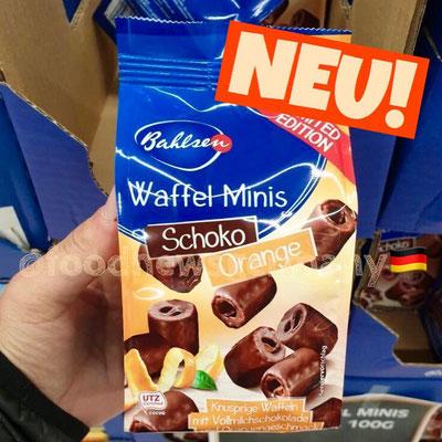 Bahlsen Waffel Minis Schoko & Orange