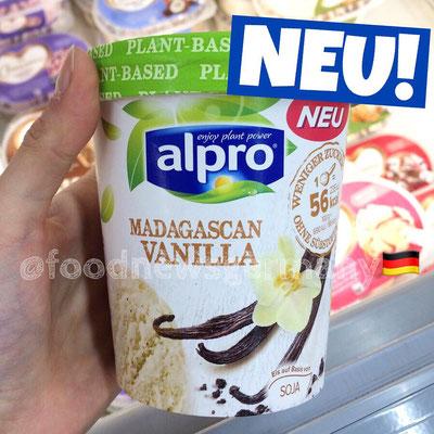 Alpro Eis Madagascan Vanilla