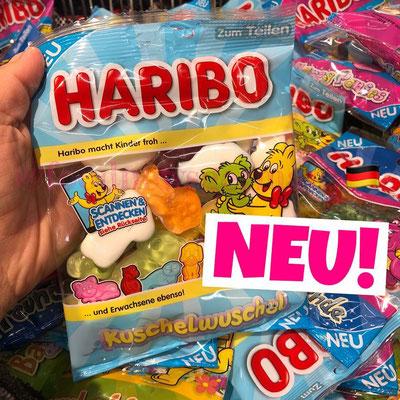 Haribo Kuschelwuschel