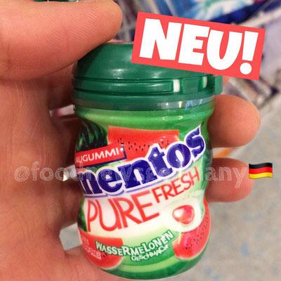 Mentos Pure Fresh Wassermelonen Geschmack