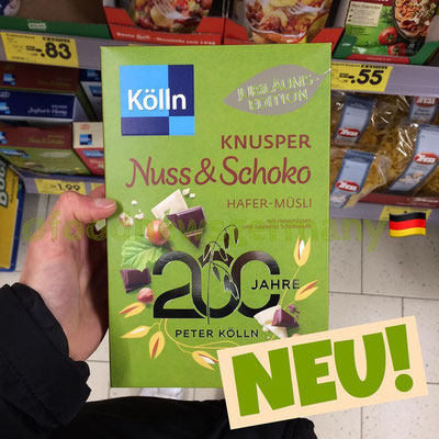 Kölln Knusper Nuss & Schoko