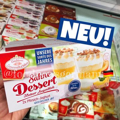 Coppenrath & Wiese Sahne Dessert Pfirsich-Joghurt