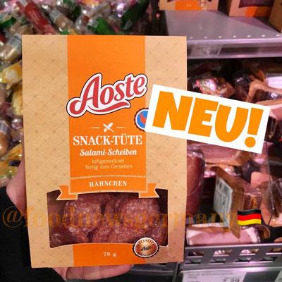 Aoste Snacktüte
