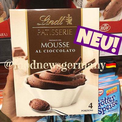 Lindt Mousse al Cioccolato