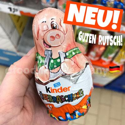 Kinder Überraschungsei Glücksschweinchen