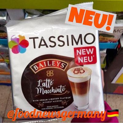 Tasssimo Latte Macchiato Baileys