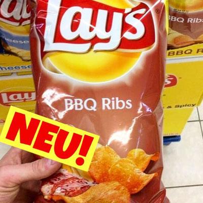 LAY's Chips BBQ Ribs