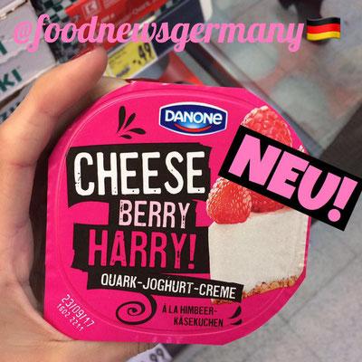 Cheese Berry Harry