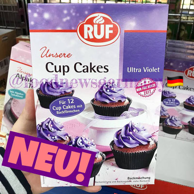 Ruf Cup Cakes Ultra Violet