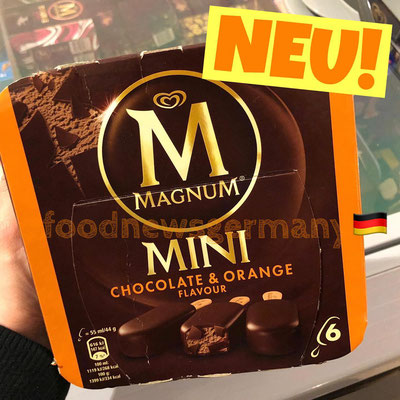 Magnum Mini Chocolate & Orange