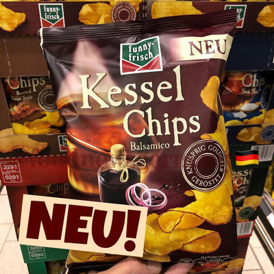FUNNY FRISCH KESSEL CHIPS BALSAMICO
