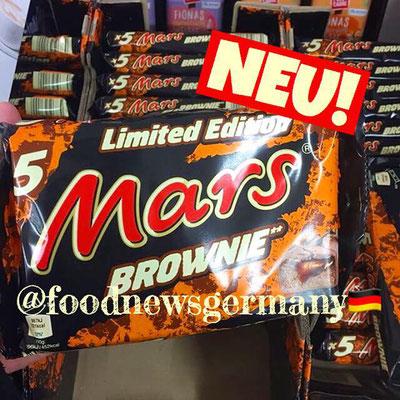 Mars Brownie