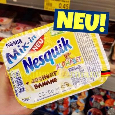 Nesquik Joghurt & Banane