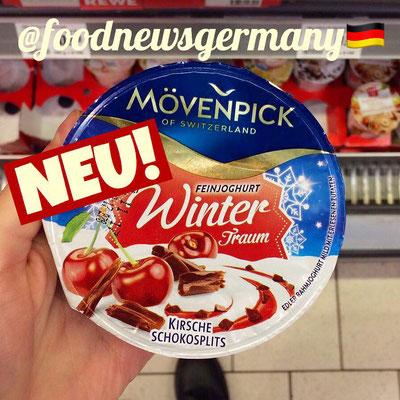 Mövenpick Feinjoghurt Wintertraum