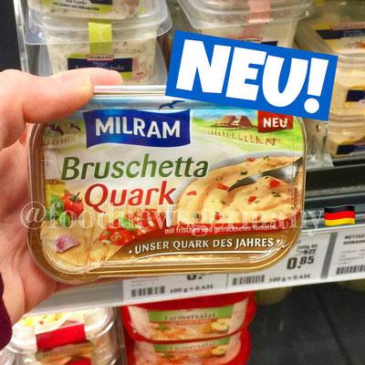 Milram Bruschetta Quark