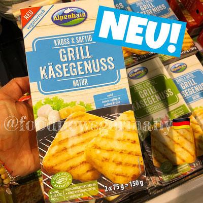 Alpenhain Grill Käsegenuss Natur